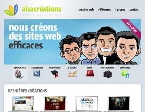 Alsacréations, the new website !