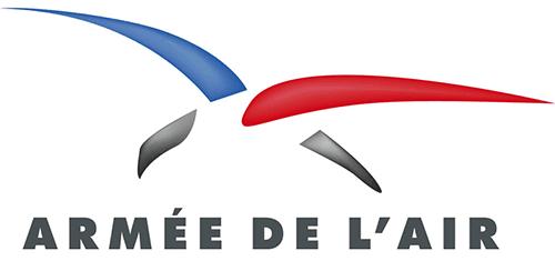 Nouvelle version (2010) du logo de l'armée de l'air