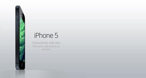 iPhone 5 - Démonstration, présentation