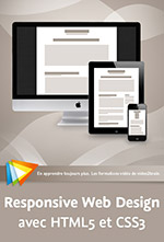 Formation HTML5 et CSS3 responsive webdesign