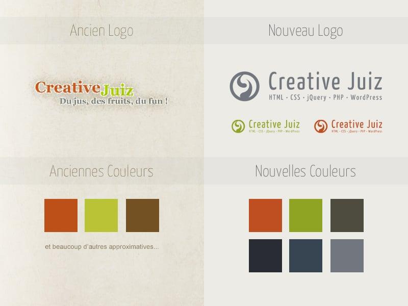 Ancien logo Versus Nouveau logo