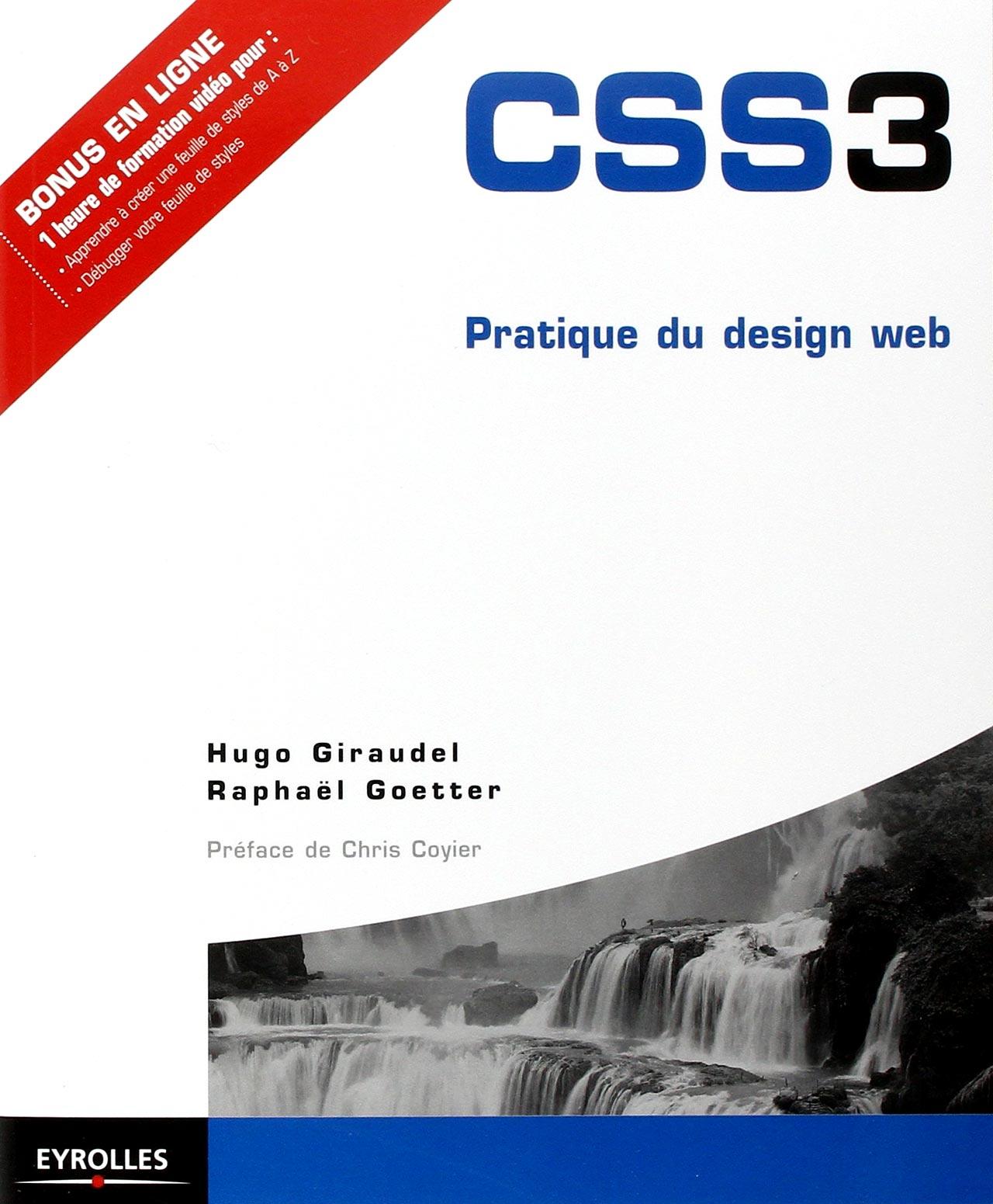 CSS3 Pratique du design Web