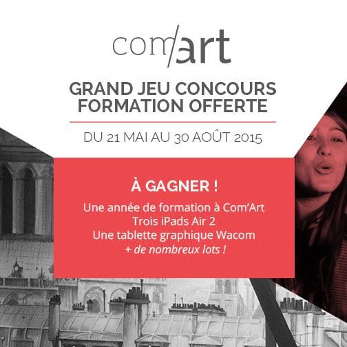 Concours Com'Art