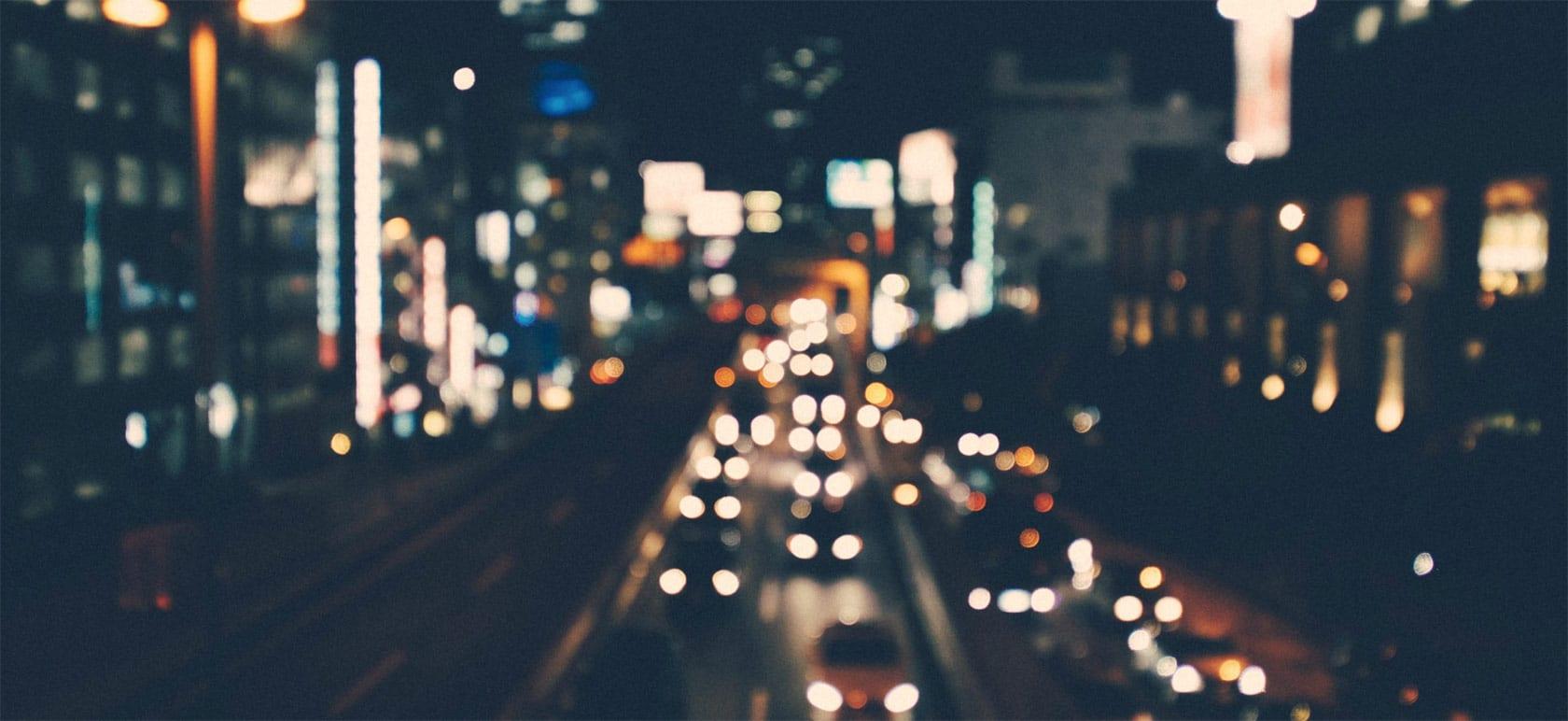 Un traffic de nuit qui ferait cauchemarder un télétravailleur.
