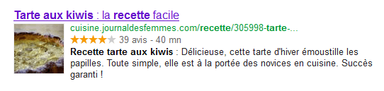 google-seo-recette