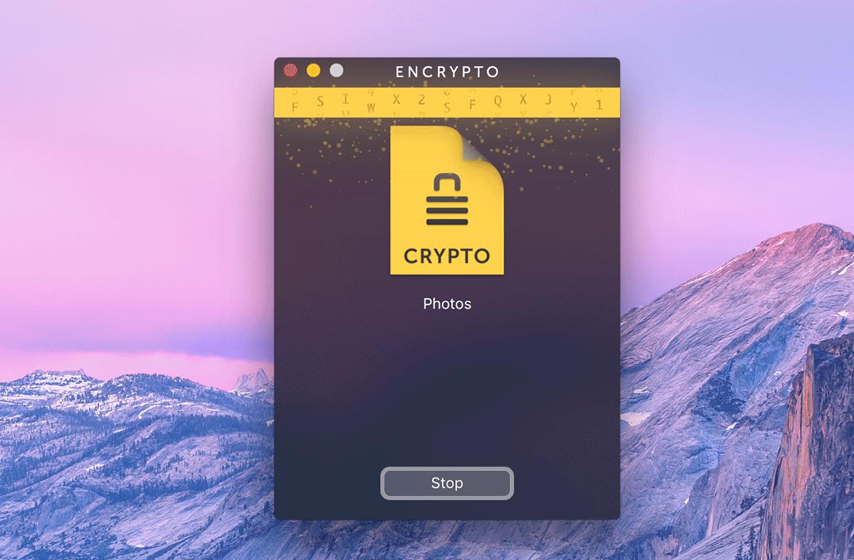 Mac App Store: Encrypto: Secure Your Files - App Store - Apple